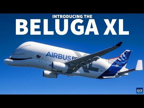 """Poletjela """"zvijer u vazduhu"""" - Airbus Beluga XL"""