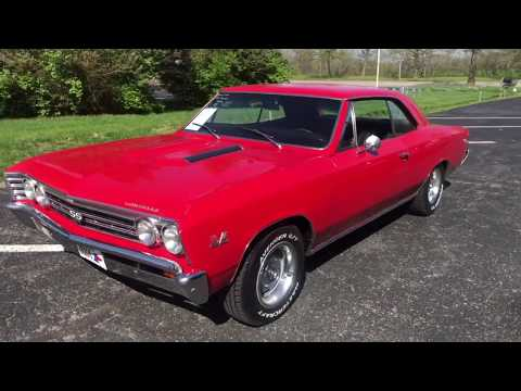 Video of '67 Chevelle - Q45A