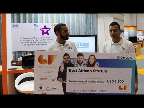 TravelDog won the Best African Startup award for Supernova Pitch Competition 2017