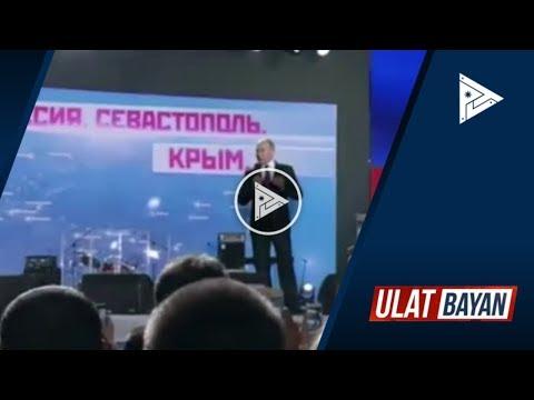GLOBALITA: Presidential election sa Russia, isinagawa ngayong araw