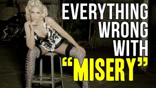 "Everything Wrong With Gwen Stefani - ""Misery"""