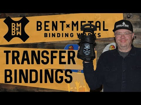 2018 Bent Metal Transfer Snowboard Bindings – Review – TheHouse.com