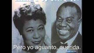 Ella Fitzgerald & Louis Armstrong-Dream A Little dream of me (subtitulada)