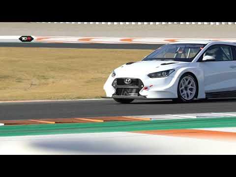 2019 Valencia, TCR BOP Hyundai Veloster N