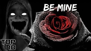 Top 10 Scariest Valentine's Day Cards