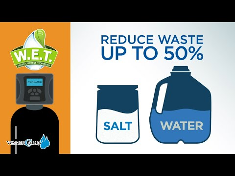 Water Efficient Technology (WET) for Water Softener Savings
