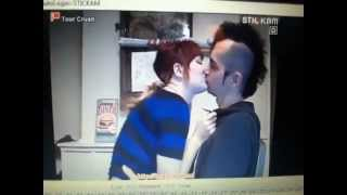 Tour Crush: Chantal Making Out with the Lovely Jimmy Urine