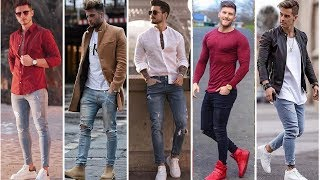 Most Attractive Outfits For Men | STYLISH Outfits For Guys 2020 | Mens Fashion & Style 2020!