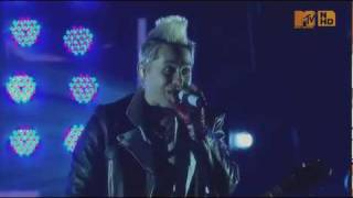 30 Seconds To Mars - A Beautiful Lie (live Mexico 2010)