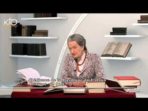 Dédicace du Latran année A - Intégrale des lectures