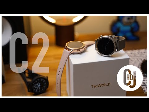 TicWatch C2 1 month Review - Should you buy it?