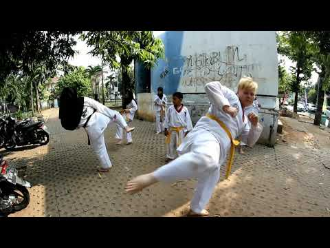 Program Taekwondo Sekolah QQ Mitra Ananda