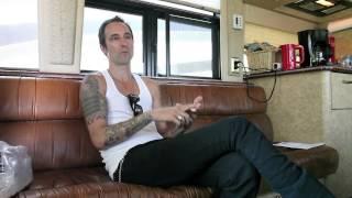 Vinnie Dombroksi, Sponge Interview - Dallas, Tx
