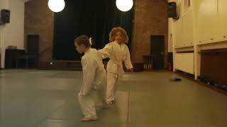 Kids Aikido classes - Summer Term