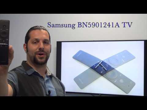 SAMSUNG BN5901241A TV Remote Control