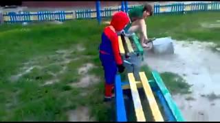 Спайдермен спасет мир
