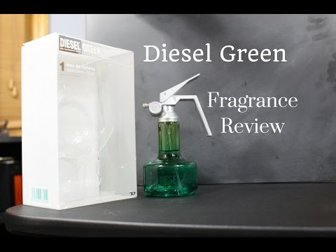 Diesel Green Fragrance / Cologne Review