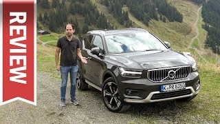 Volvo XC40 T5 AWD: Fahrbericht, Test & Verbrauch des 250 PS Benziners im XC40 Inscription