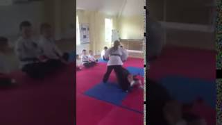 Self Aware Street Self Defence Kids Combat