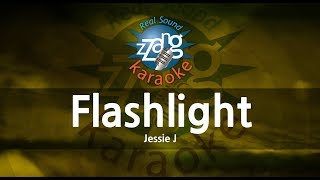 Jessie J Flashlight (Melody) (Karaoke Version) [ZZang KARAOKE]