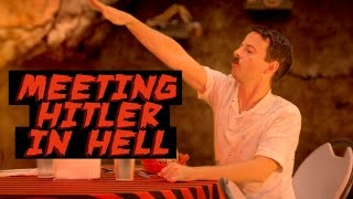 Meeting Hitler In Hell