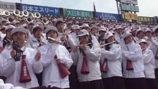 2017甲子園大阪桐蔭応援歌前前前世→ウィリアムテルセンバツ高校野球