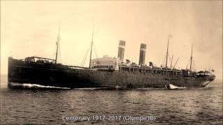 Ocean Liners lost in 1917 (100 years) Forgoten Ships