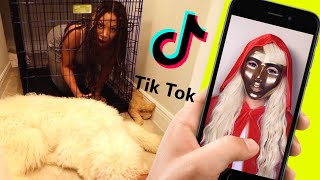 TikTok Master Made Us Do This! Please Watch Before It's Deleted! Part 3