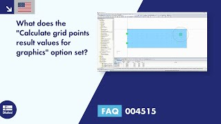 "FAQ 004515 | What does the ""Calculate grid points result values for graphics"" option set?"