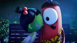 Hiccup   NEW Season 4   Spookiz   Cartoons For Kids