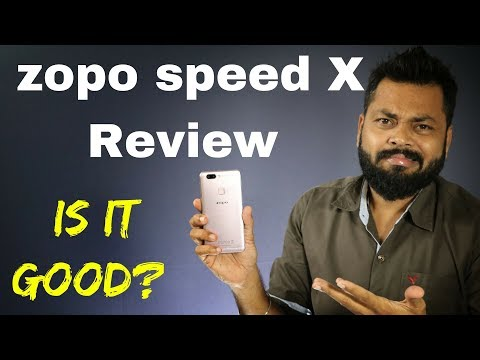 ZOPO Speed X Unboxing And Review | Dual Camera Gimmick?