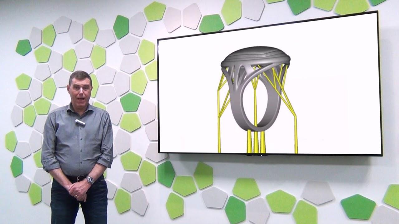Vorschaubild: NX 12: Neue Fuktionen für die additive Fertigung