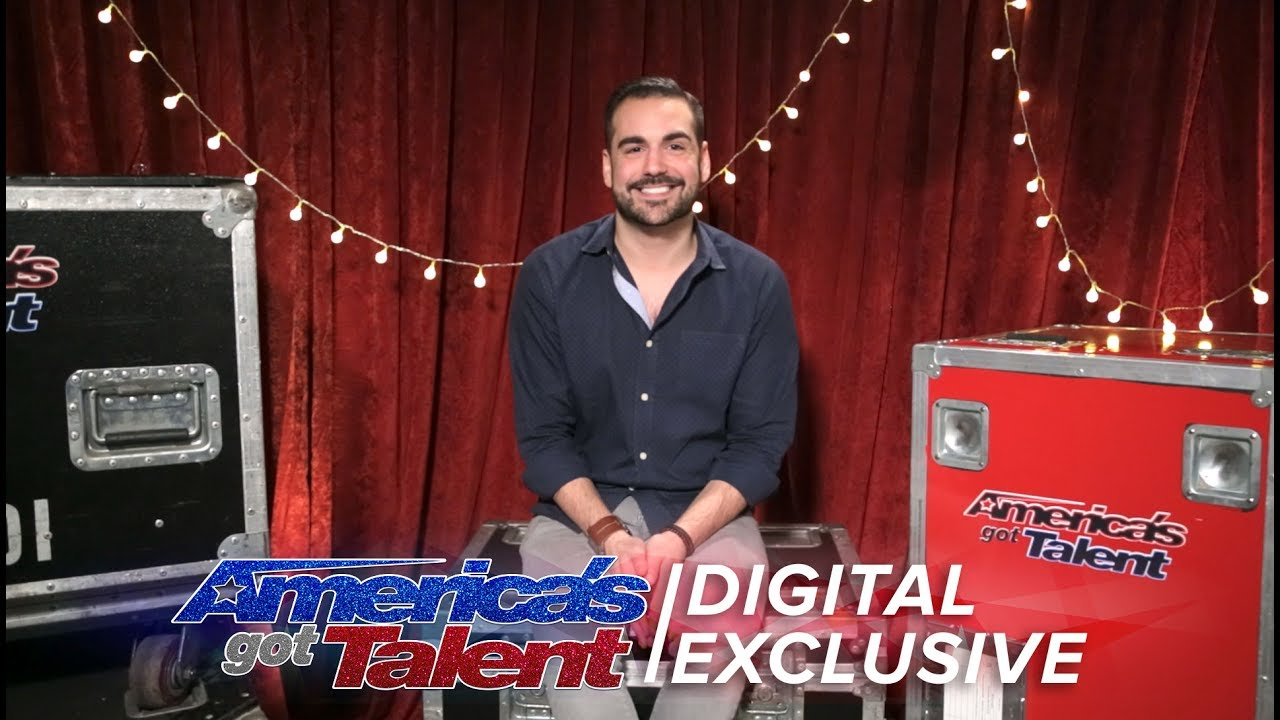 Harvard Grad Harrison Greenbaum Recalls His Hilarious Stand-Up on AGT - America's Got Talent 2017 thumbnail