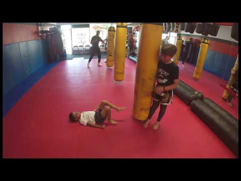 Basic Kids MMA