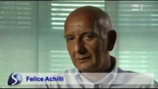"""Felice Achilli racconta la storia di Andrea a """"Sulla via di Damasco» su RAI2"""