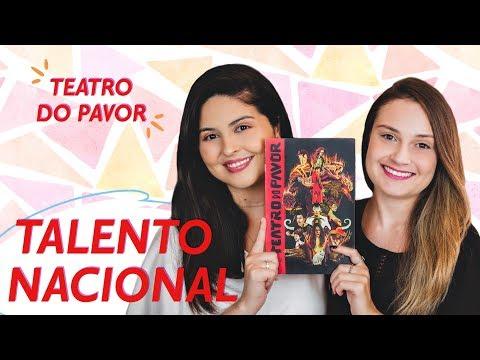 Teatro do Pavor - Diversos Artistas Brasileiros l Editora Skript l Indicações de HQs