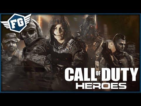 ARMÁDA JUGGERNAUTŮ - Call of Duty: Heroes [MOBILNÍ HRA]