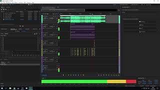 Adobe Audition / Как сохранить в mp3 / Репчик