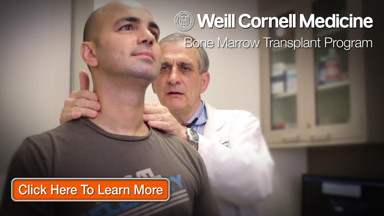 Leukemia Treatment NY | Bone Marrow Transplant NYC | Weill Cornell Medicine
