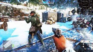 BATTLEFIELD 5 Multiplayer Gameplay (EXCLUSIVE, E3 2018)