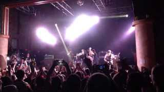 The Chariot - Your & First (Live @ The Beacham)