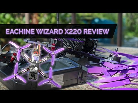 eachine-wizard-x220---review--setup-flying