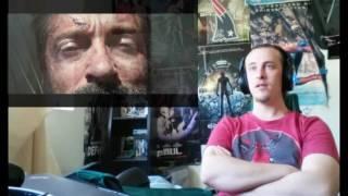 <b>Logan Official Trailer 1 2017 Hugh Jackman Movie</b> REACTION