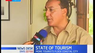 State Of Tourism:CS, Najib Balala on tourism-Kenya plans to expand tourism in central region