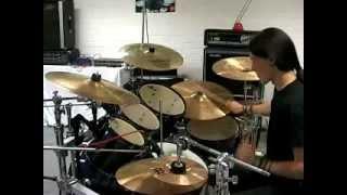 KRIMH - Arch Enemy - I am legend - Drums