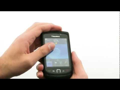 Mobi Products Hard Shell Case for BlackBerry Torch 9810, Torch 9800
