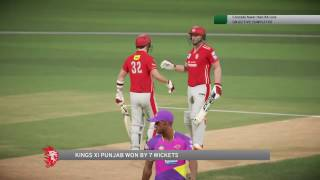 Ipl 2017- Kings Xi Punjab vs Rising Pune Supergaint Full Match Highlights
