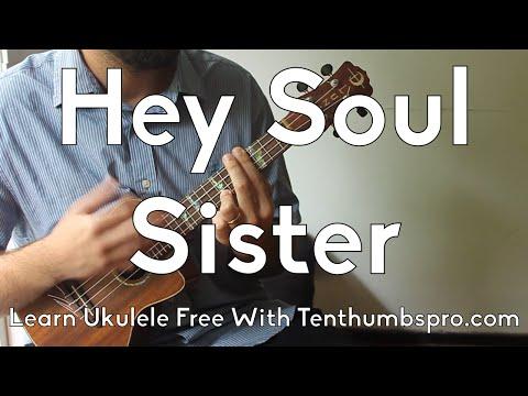 How To Play Radioactive By Imagine Dragons Easy Ukulele Chords Simple Hey Soul Sister Ukulele Strum Pattern
