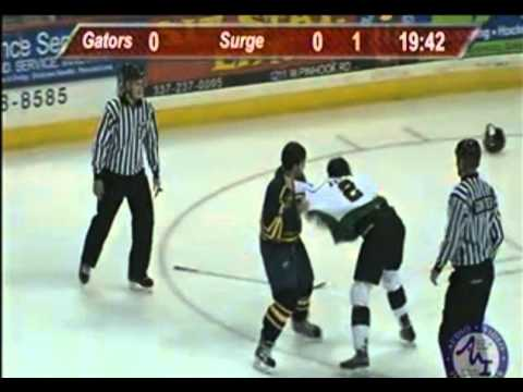 Greg Brown vs. Stu Jacobson