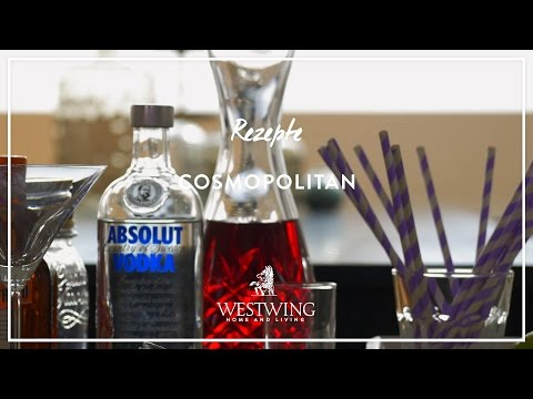 Fruchtiger Cosmopolitan Cocktail | WESTWING Rezept-Tipps